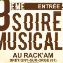 Vendredi 6 février 2015 : Soirée musicale #9