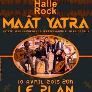 Concert «Découverte» : Maât Yatra au Plan