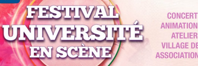 Université en scène : les 26 et 27 mai à Évry
